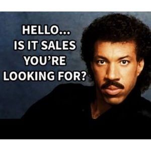 Lionel Richie Says Hello